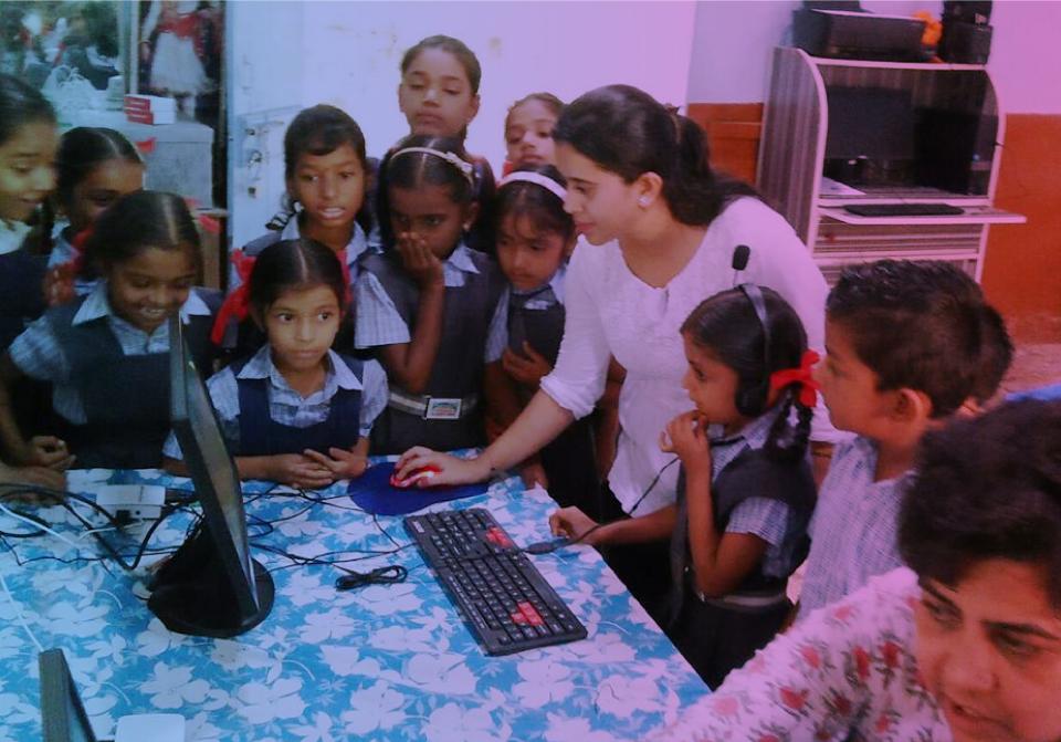 E-learning: G-compri. Game based learning program