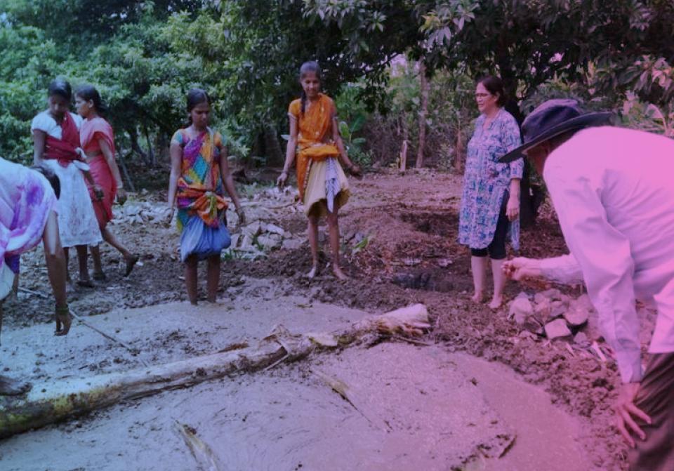 Organic Farming (including workshops for Adivasi women)